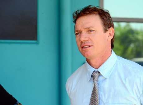Livingstone Shire councillor Adam Belot. Photo Sharyn O'Neill / The Morning Bulletin