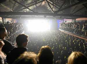 Byron band get huge crowd for Australian headline tour