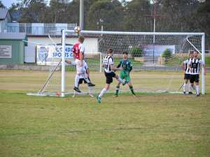 Wolves show courage yet again in Toowoomba football