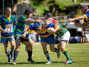 Mates go head-to-head as Old Boys a smash success