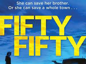 BOOK REVIEW: James Patterson's Fifty Fifty
