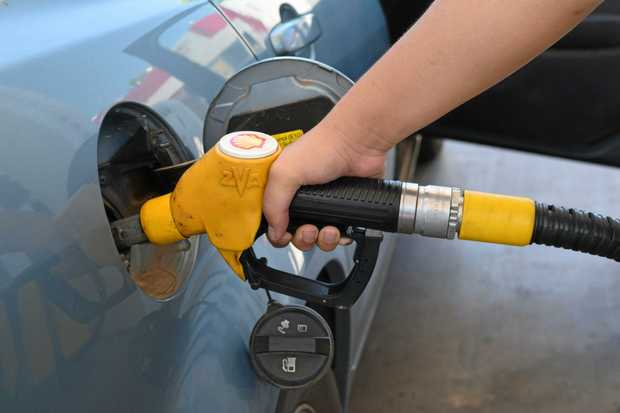 PETROL PRICE DOWN: Filling up has never been painless, but it is a little less painful at the moment.