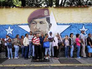Venezuelans turn out for unofficial vote