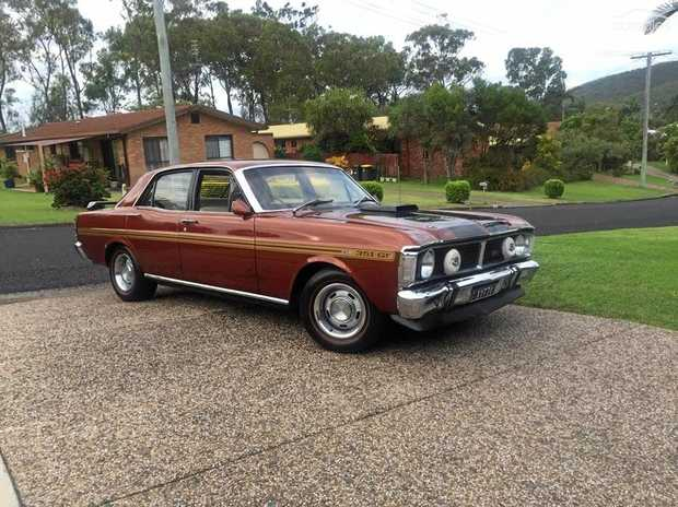 1971 Ford Falcon GT XY Manual