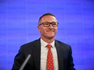 Australian Greens leader Richard Di Natale.