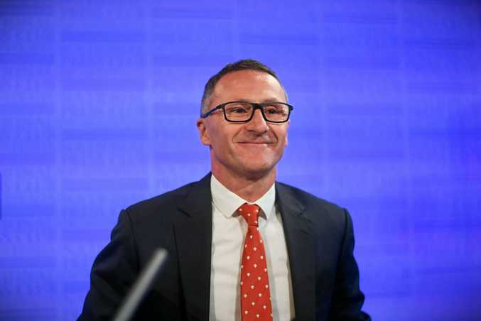 IN TOWN: Australian Greens leader Richard Di Natale will visit the Byron Shire on Sunday.