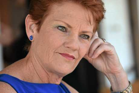 Even Pauline Hanson describes gay marriage as a distraction, not a battle to be fought.