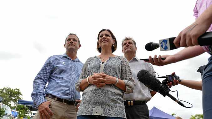 CONVENTION: Queensland Deputy Opposition Leader Deb Frecklington, LNP candidate for Bundaberg, David Batt and Member for Burnett Stephen Bennett have been at the LNP State Convention.