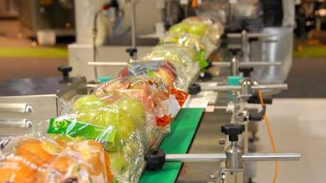 The Foodpro food manufacturing industry show starts on Sunday.