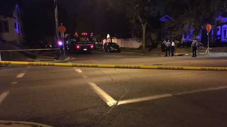 The shooting occurred on the 5100 block of Washburn Avenue South in Minneapolis's Fulton neighbourhood.