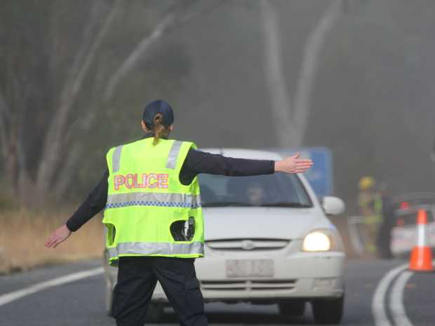 Emergency Services have responded to an incident on the New England Hwy at Ballandean.