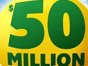$50 million Oz Lotto sends Toowoomba into frenzy