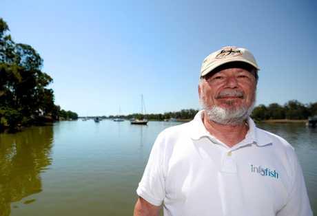 Bill Sawynok from InfoFish Australia