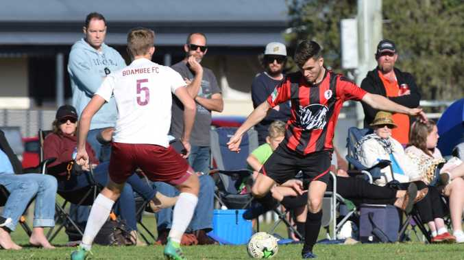 Coffs United and Boambee will meet at McLean Street tonight in a third round FFA Cup clash.