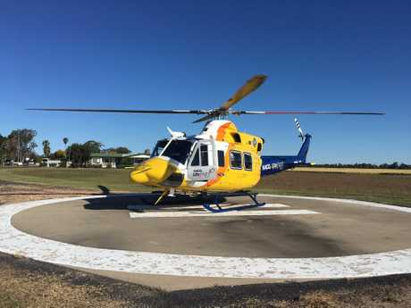 LifeFlight is building a new base just 30 minutes from Ipswich.
