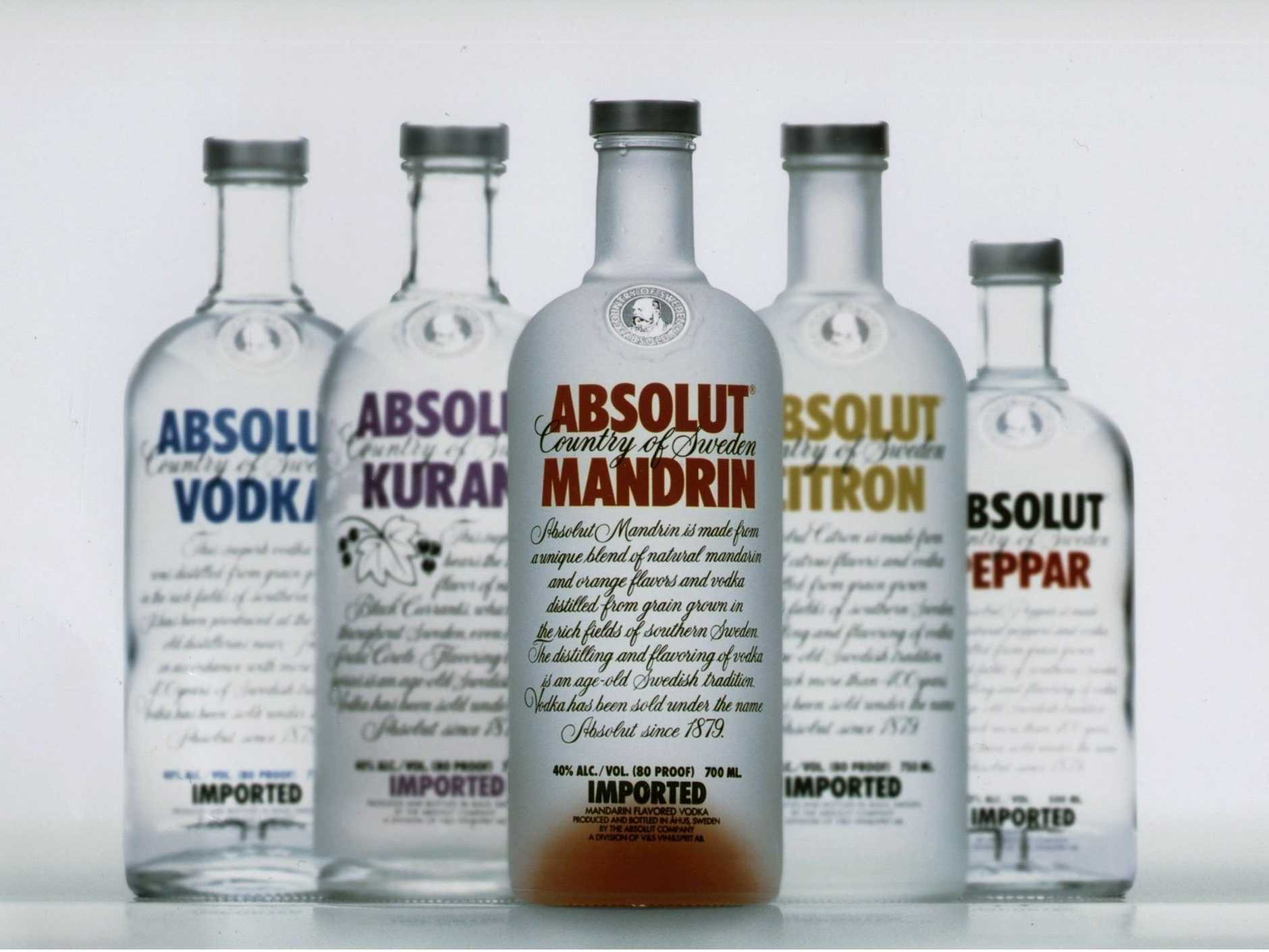 The moggy was administered Absolut Vodka intravenously.