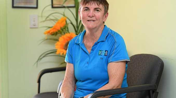 AWARENESS: Joy Paterson has Type 2 diabetes.