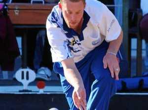 Three-peat for bowls champ