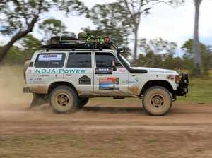 Coast teams relished Great Endeavour Rally