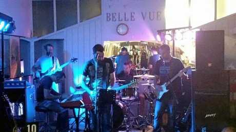 J&J: Warwick band Sleeping Dogs will return to the Belle Vue next Thursday for Jumpers and Jazz.