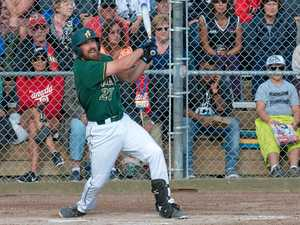 Lismore softballer's silver service for Aussies