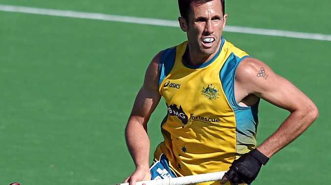 Kookaburras skipper Mark Knowles.