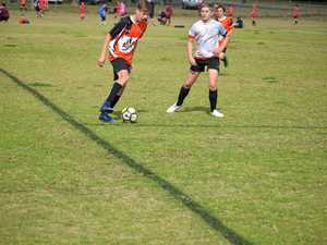 Busy three day for Warwick Wolves football