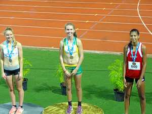 Jumper reaches new heights with gold win
