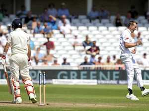Joe Root's England falls apart handing Test to South Africa