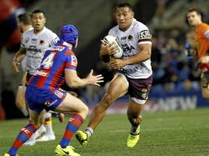 Knights boost their stocks with Brisbane centre