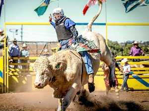 Mooloolah cowboy is a tough contender