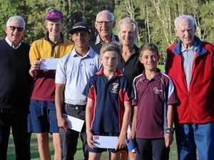 Young golfers have extra drive for state titles