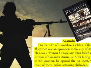 Islamic State's sick message for Aussies