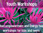 8 weeks of spirit, crystals, thought and energy for youth aged 8 - 16 years old.