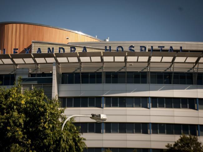 Brisbane's Princess Alexandra Hospital