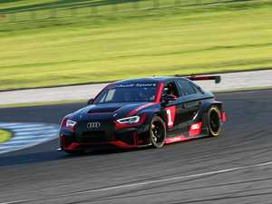 Audi RS 3 LMS review: Snarling hound of Baskerville