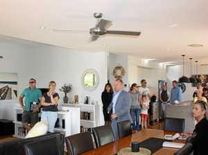 NZ couple bid and buy at Sunshine Coast auction