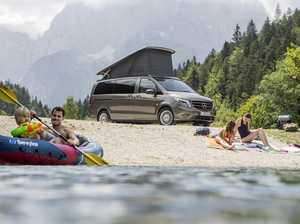 Glamping in a campervan: Mercedes-Benz Marco Polo review