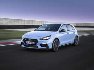 Strap yourself in for sub $41k Hyundai i30N fun