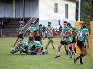 Eagles vs Gayndah