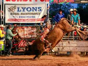 Bullride certain to draw crowds to Gundiah