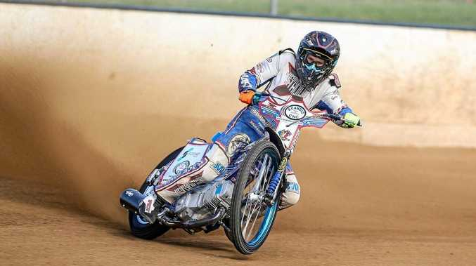 FAST AND FURIOUS: Australian champion speedway racer Jedd List will compete at the Speedway Youth World Championships in Europe in August.