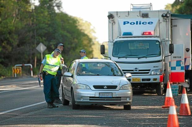 SECOND HIGHEST: Coffs Harbour recorded the second highest number of drink-driving offences in the state in the 2016/17 financial year.