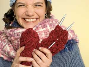 Five tips for knitting beginners