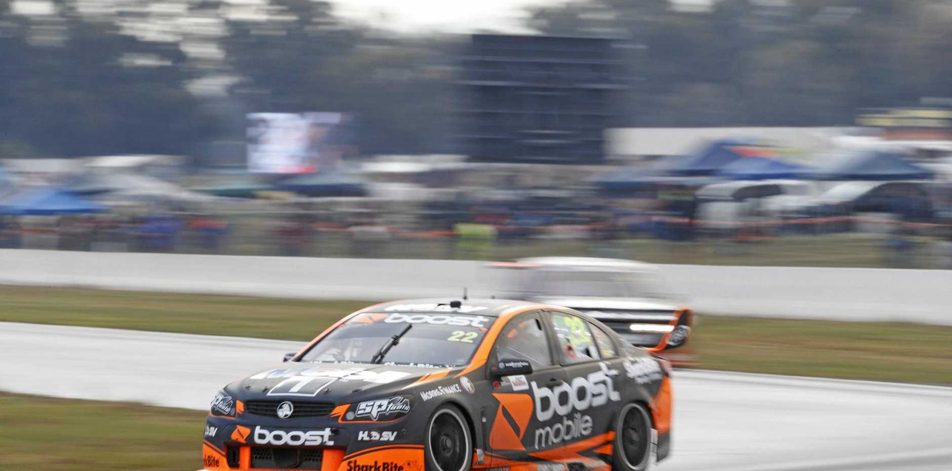 Supercars driver James Courtney is confident the HSV Racing team is about to turn the corner after a poor start to the season.