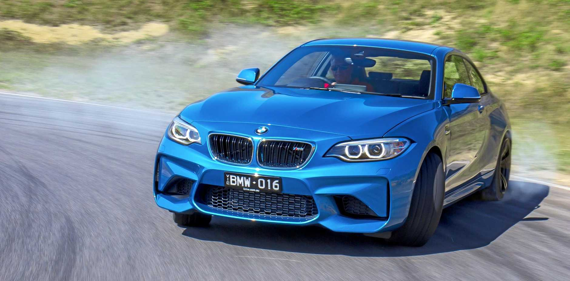 The BMW M2.