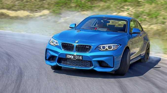 The BMW M2.