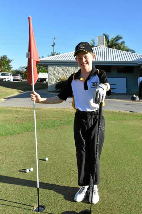 Declan Corke will compete at the 2017 State Schools Championships in Toowoomba.