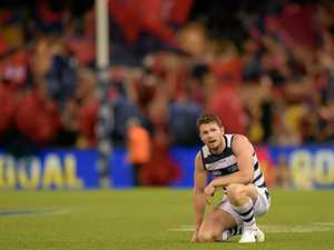 Cats coach concedes Dangerfield in doubt