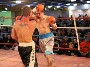 Warwick boxer in first bout of night at Rumours